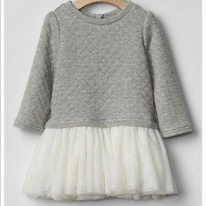 Baby Gap  Quilted tutu dress& underwear 6/12 m $39